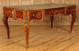 Louis Xv Style Writing Desk Manner Francois Linke