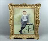 Depiction Of A Boy