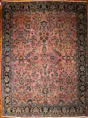 Antique Lilihan Persian Rug