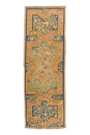 Silk Tapestry 182 X 62 Cm