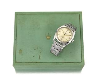 A Rolex Oyster Perpetual Chronometer Wristwatch