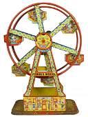 J. Chein Tin Litho Hercules Ferris Wheel