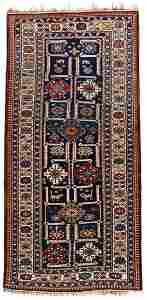 Antique Karakashli Caucasian  273 x 134 cm