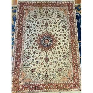 Antique Persian Trbriz Rug SHERKAT GHALAM Cotton Wrap