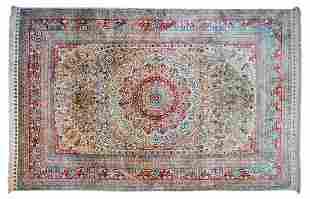 Silk Qum Carpet