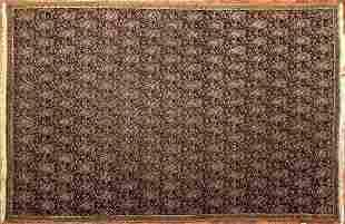 Antique Persian Mashad Rug