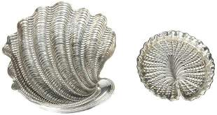 Two Buccellati Sterling Silver Bowls