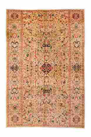 Sultanabad 554 X 369 cm fine carpet