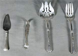 Assorted Sterling Silverware