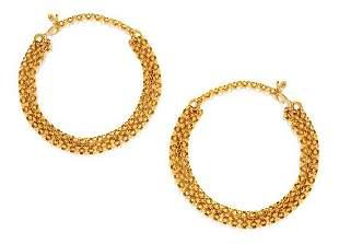 Two Salvatore Ferragamo Necklaces, 1980-90S
