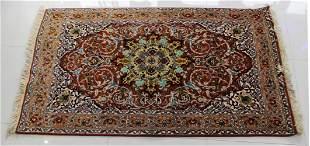 Persian Tabriz Wool Rug