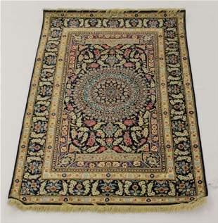 Qum Silk Rug Iran