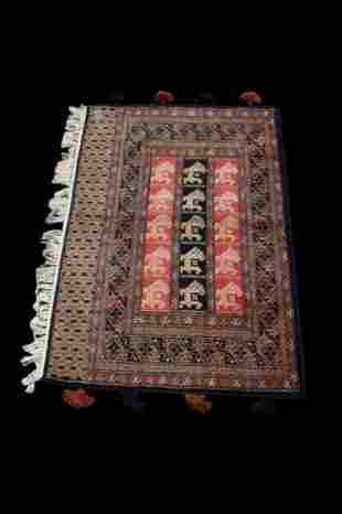 Bokhara Afghan Rug