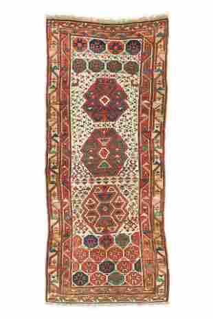 Antique Shahsawan 260 X 121 Cm