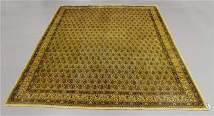 Antique Kashan Rug Iran