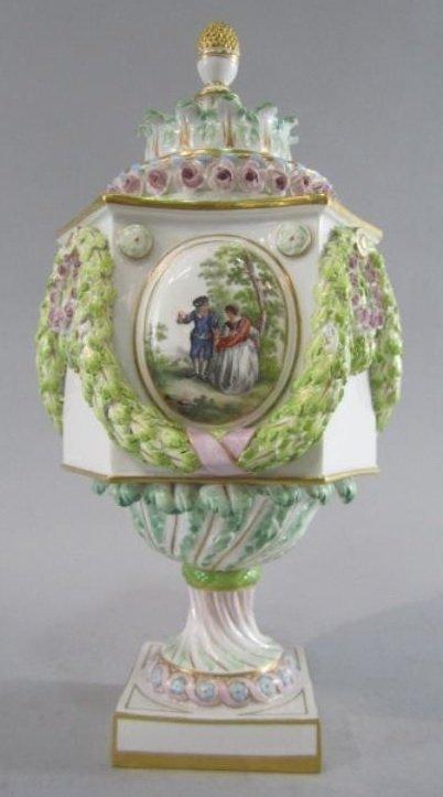 Meissen Vase