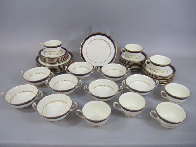 GROUP OF ROYAL DOULTON CHINA