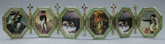 Napoleonic Faberge Screen Belt