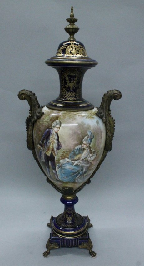 19th century sevres vase