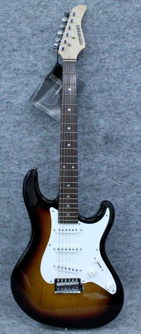 Fernandes Retrorocket X Sunburst Electric Guitar