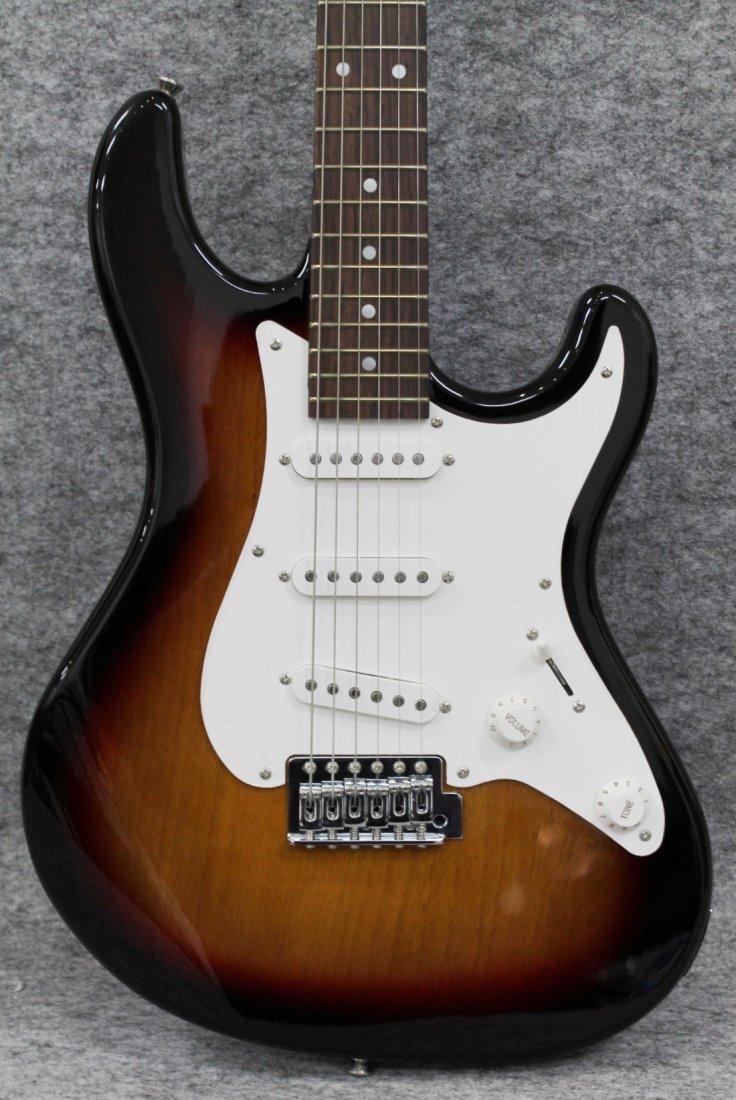 Fernandes Retrorocket X Sunburst Electric Guitar - 2