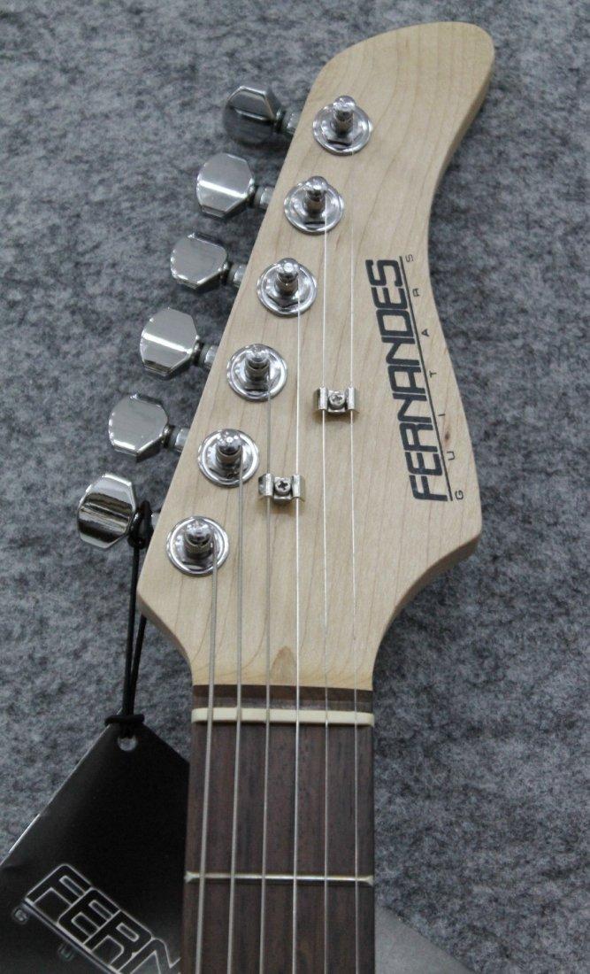 Fernandes Retrorocket X Sunburst Electric Guitar - 3