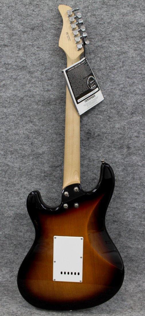 Fernandes Retrorocket X Sunburst Electric Guitar - 4