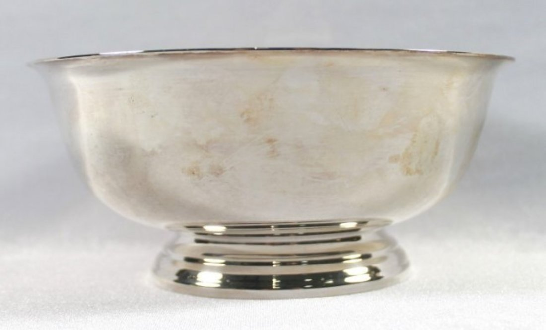GORHAM SILVER PLATED BOWL