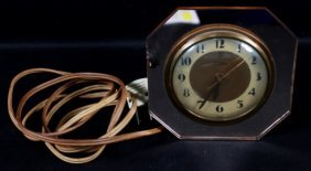 Telechron Electic Usa Made Clock