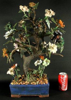 """Chinese """"jade"""" Flower"""