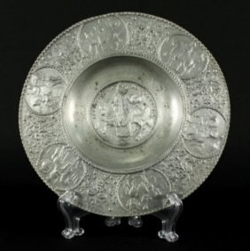 Continental German Silver Plate