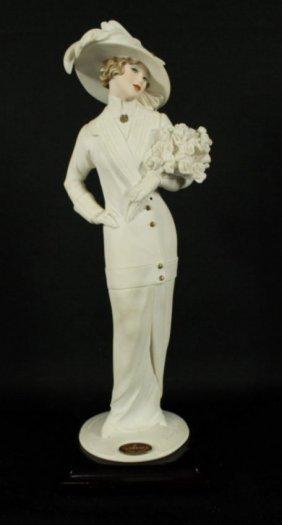 "Florence Giuseppe, Armani Figure ""raquel"""