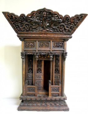 Antique Chinese Pagoda