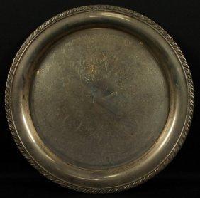 Oneida Silver Platter