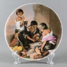 ROSENTHAL PORCELAIN PLATE