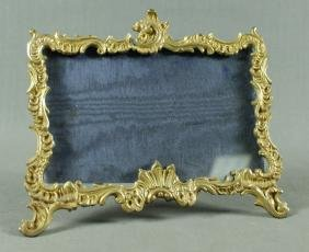 FRENCH STYLE BRONZE PICTURE FRAME