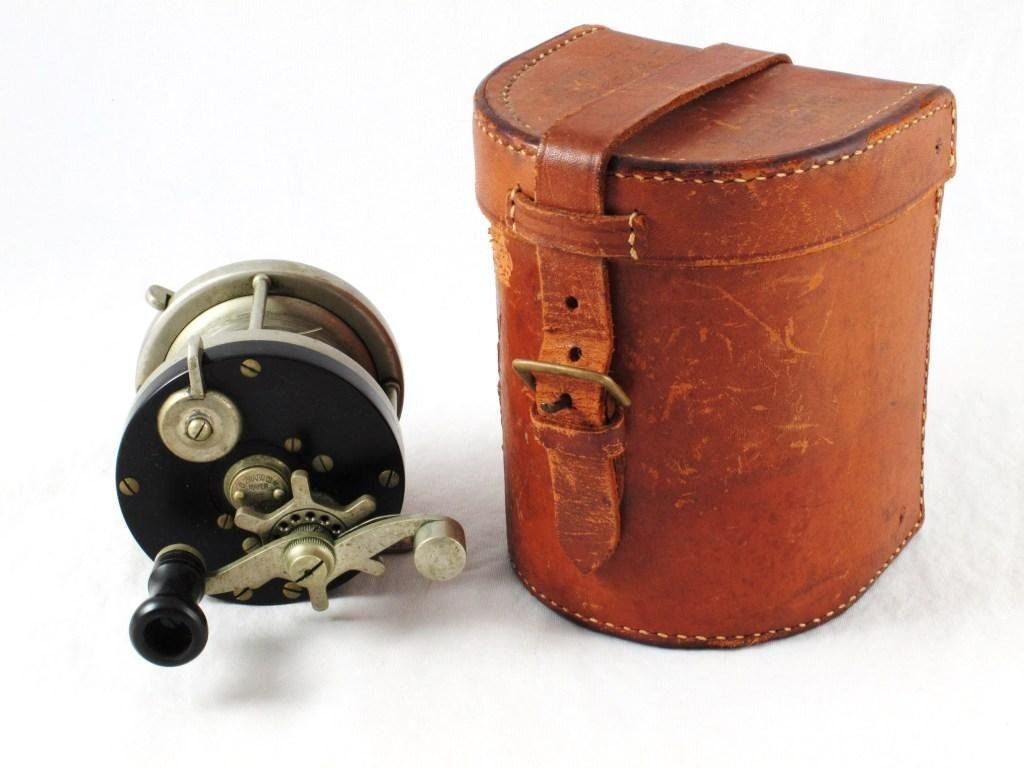 89: Zwarg 500 1/0 with Leather Case