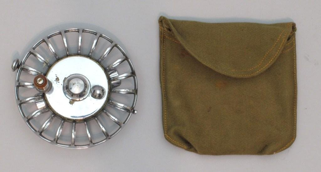 Sellers Fly Casting BAS-KIT ReeL w/Original Pouch