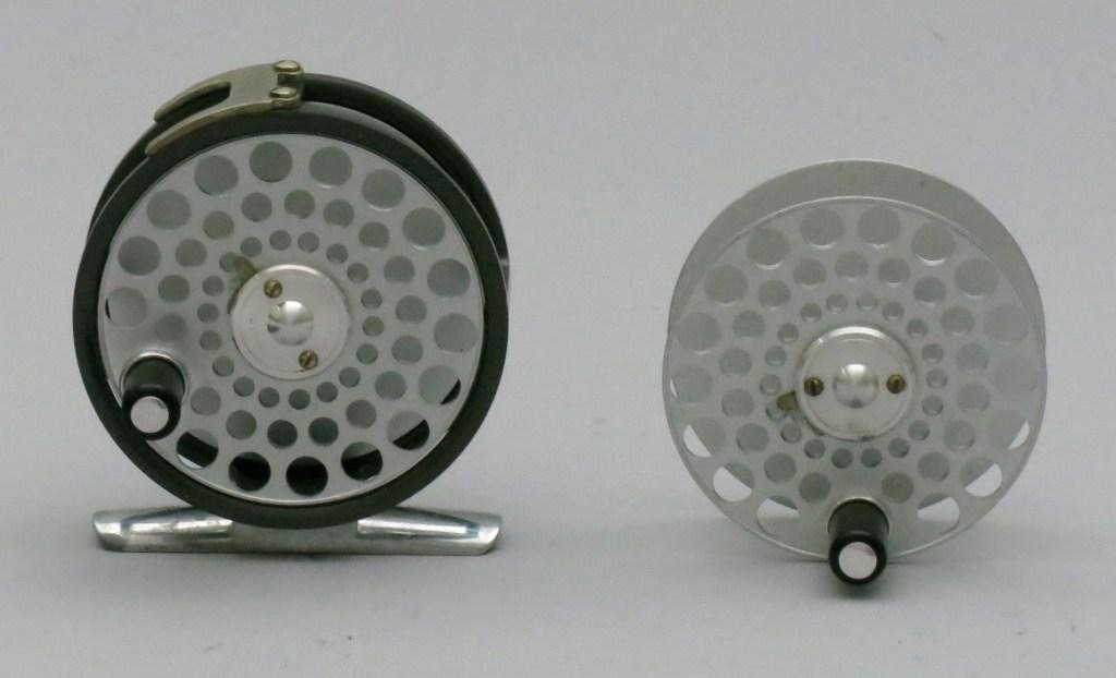 Hardy Flyweight Trout Reel with Spare Spool