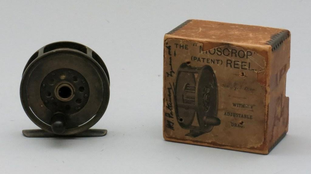 """""""The Moscrop Reel"""" with Box"""