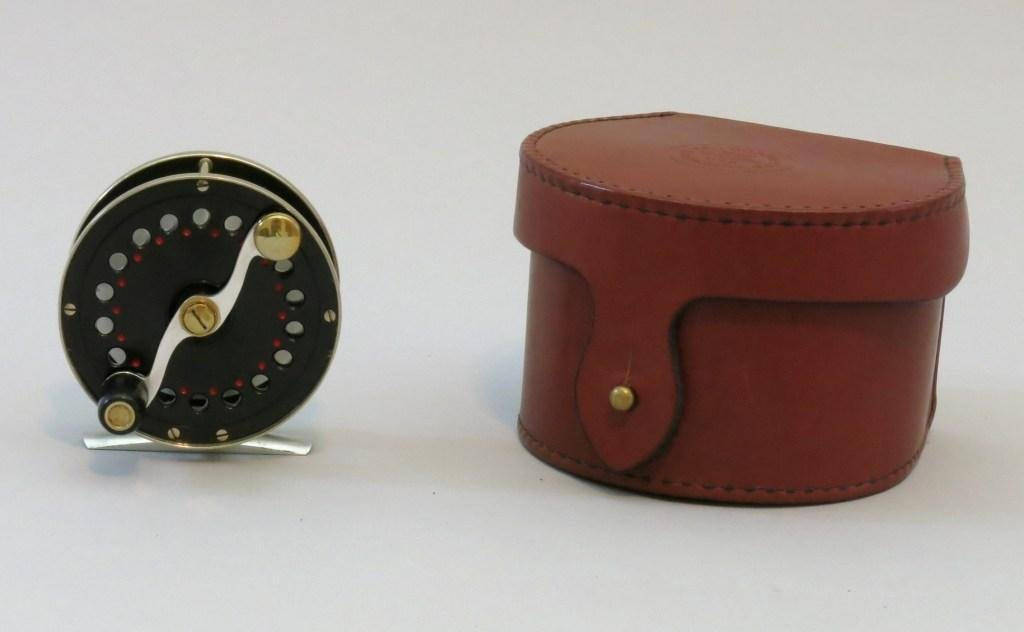 """The Godfrey """"Brown Trout"""" Reel"""