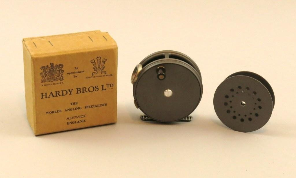 """Hardy """"Perfect"""" Trout Reel"""
