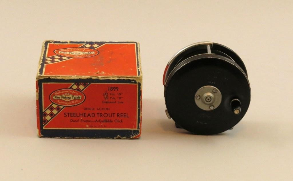Shakespeare Steelhead Trout Reel