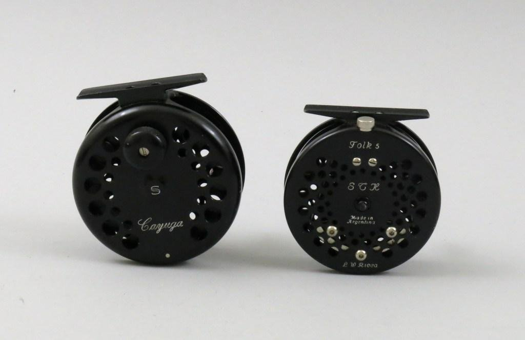 Two STH Fly Reels - 2