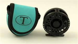 Ted Juracsik Tibor Freestone Fly Reel