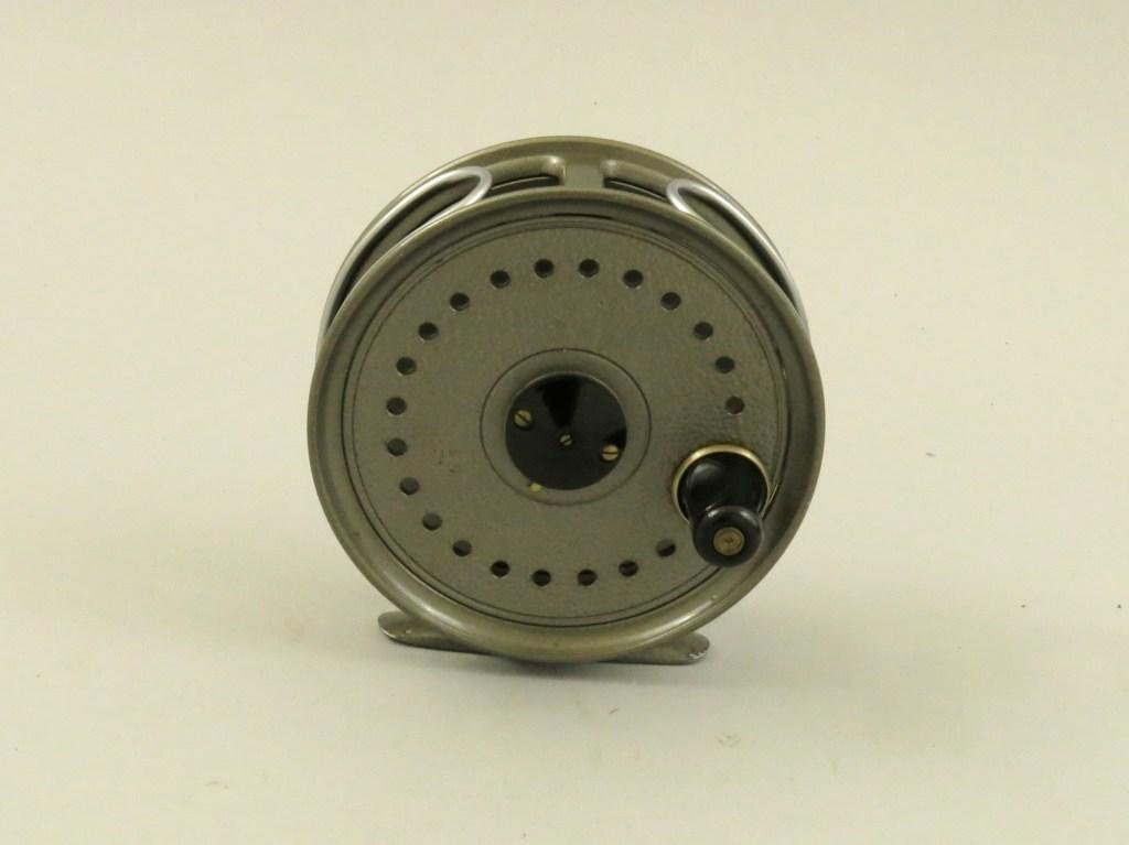 J.W. Young Beaudex Salmon Fly Reel - 2