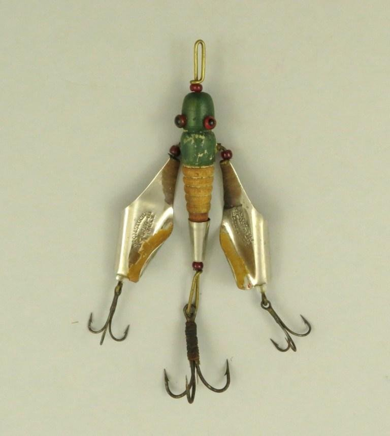 Comstock Flying Hellgrammite