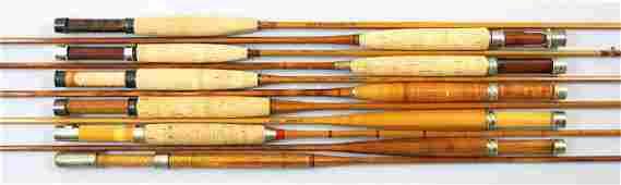 The Magnificent Eleven - 11 T&T Commemorative Rods