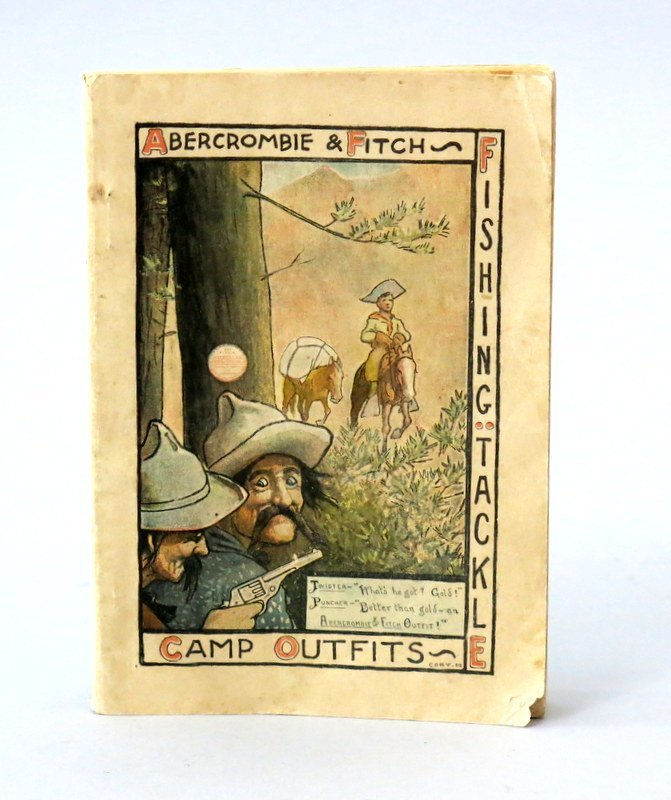 Abercrombie & Fitch 1903 Sporting Catalog