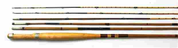 Thaddeus Norris 16' Fly Rod 3pc/2mid/3tip